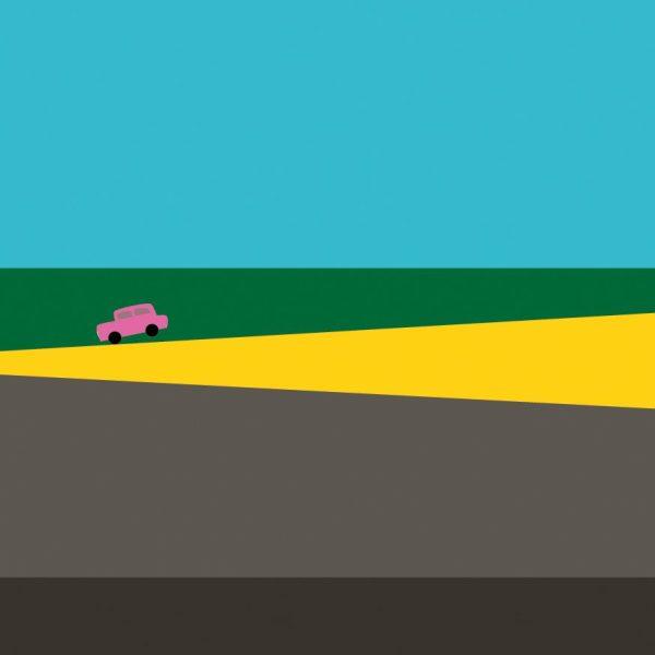 Een Roze Auto